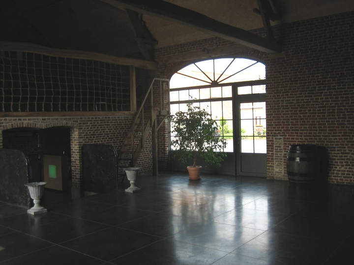 Interieur hoeve Authentic Roeselare